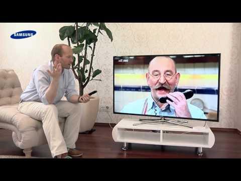 Samsung 3D LED TV - 06 USB Recording für TV Aufnahmen