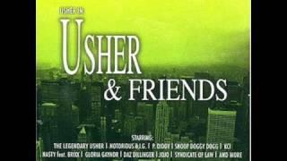 Usher - I don't wanna know (Mario winans) usher and friends