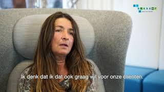 Oriëntatietraining Hulpverlener met ervaring door ervaringsdeskundigen van RIBW Brabant.