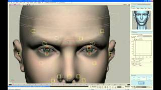 Face Robot Legacy - Part 18: Sculpting the Eyebrow Area