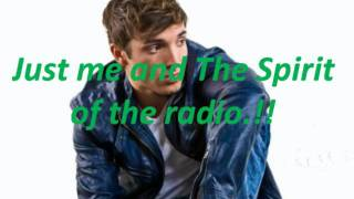 j randall spirit of the radio lyrics