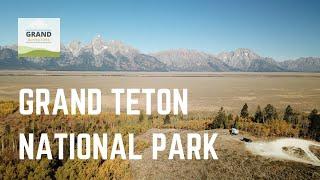 Ep. 72: Grand Teton National Park | Wyoming RV Travel Camping