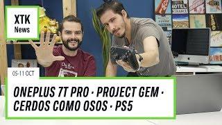 PLAYSTATION 5, el EXTRAÑO MÓVIL de ESSENTIAL, ONEPLUS 7T PRO y más | XTK News!