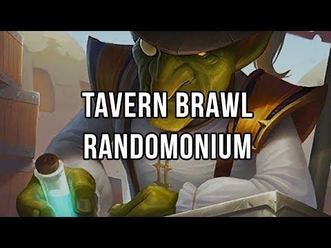 Tavern Brawl - Randomonium