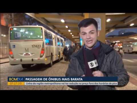 RPC - Passageiros vão poder pagar mais barato pela passagem de ônibus