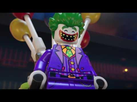 Конструктор Побег Джокера на воздушном шаре - LEGO BATMAN - фото № 5