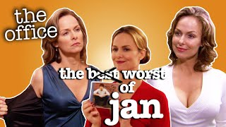 The Best (Worst) Of Jan  - The Office US