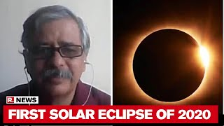 India To Witness First Solstice Summer Eclipse Of 2020