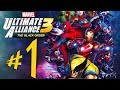 Marvel Ultimate Alliance 3 The Black Order Parte 1: Cri