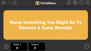 TriviaMaker - Custom Quiz and Trivia Maker