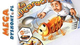 La Cucaracha - Złap Karalucha w Pułapkę! - Ravensburger - 222520
