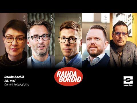Rauða borðið: Landsala, vald & lýðræði