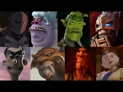 Defeats of my Favorite Animated Non-Disney Villains Part 5