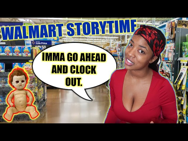 Storytime: Walmart Customer Returned A WHAT????