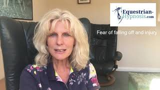 Reducing your fear of falling off