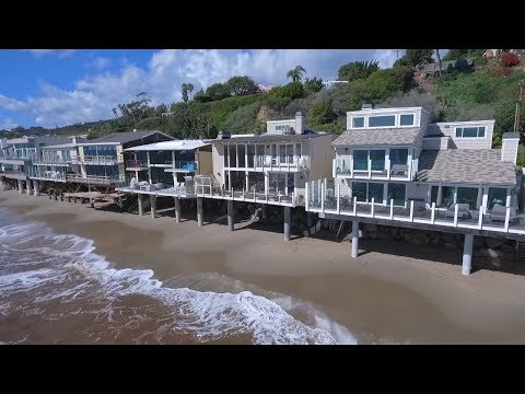Download Remarkable Malibu Beach House Mp4 HD Video and MP3