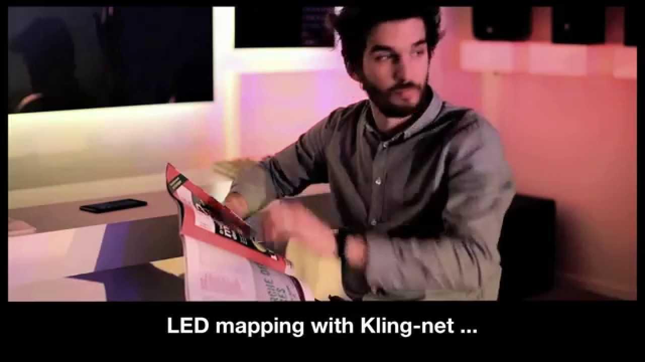 Kling-Net vs ArtNet