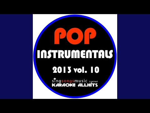 Party Over (In the Style of Amelia Lily) (Karaoke Instrumental Version)