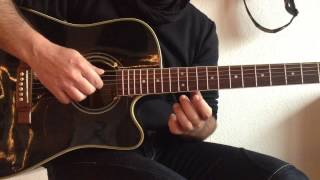 When The Children Cry Spielen - White Lion Tutorial Für Die Akustik-Gitarre