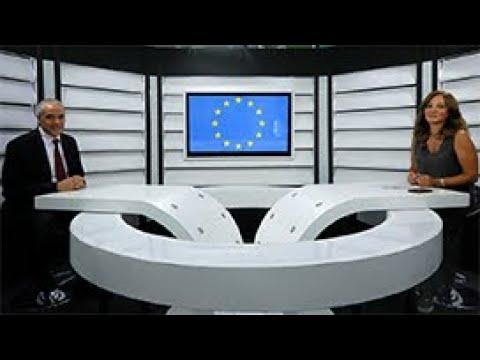 لقاء مع سفير الاتحاد الاوروبي في لبنان رالف طراف