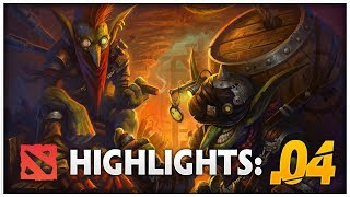 Dota 2 #TI9 - Highlights - Day 4 - The International 9