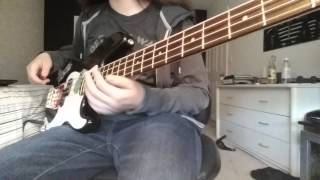 Therapy - All Time Low Bass Cover