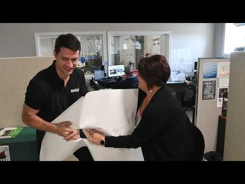 Britespan's Fabric Strength Test