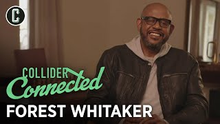 Forest Whitaker on His Wild Career, From Ghost Dog to Star Wars to Jingle Jangle: Collider Connected by Collider