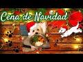 Cena de Navidad para los adorables Perros