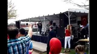 Turkish Festival, May 3rd, 2014, Clifton, NJ