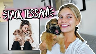 vlogg: Jag snor detta Therese!!!