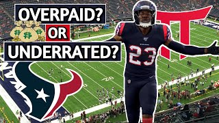 Houston Texans Eric Murray Film Breakdown | Overpaid Or Underrated | Former Chiefs And Browns Safety