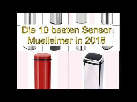 Die 10 besten Sensor Muelleimer in 2018