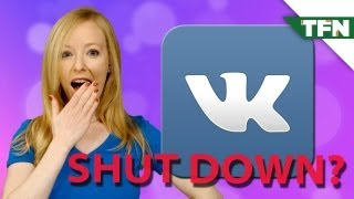 VK, the Facebook of Russia, Gets Blacklisted