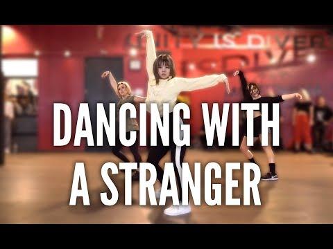 SAM SMITH & NORMANI - Dancing With A Stranger   Kyle Hanagami Choreography