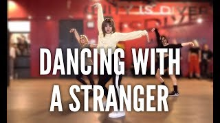 Gambar cover SAM SMITH & NORMANI - Dancing With A Stranger | Kyle Hanagami Choreography