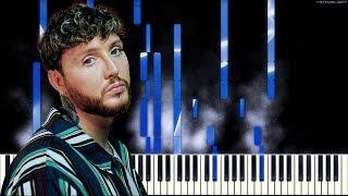 James Arthur   Quite Miss Home | Piano Cover | Instrumental Karaoke