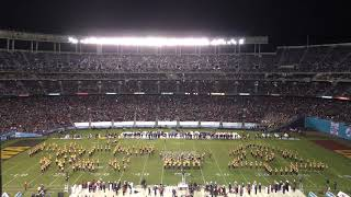"""""""HMBTV"""" Halftime Show at the Holiday Bowl // December 27, 2019"""