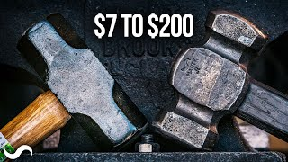 TURNING A $7 HAMMER INTO A $200 HAMMER!!!