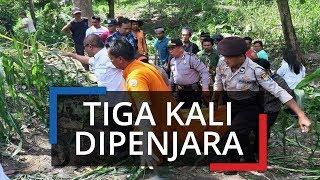 Ungkap Pelaku Pembunuhan Perempuan Tanpa Busana di Kebun Jagung Ngawi, Sudah 3 Kali Dipenjara