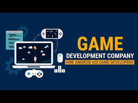 Hire Game Development Company in India