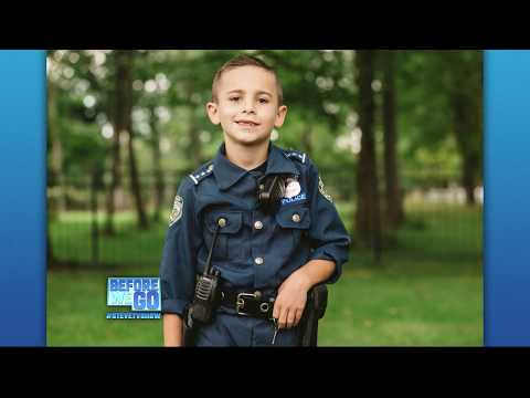 Boy Raises Money To Buy K-9 Protective Vests