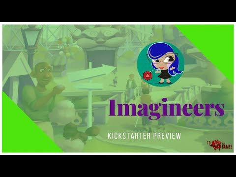 Imagineers: Preview - To Die For Games