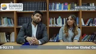 Gurpreet Kaur sharing her experience of Cyprus