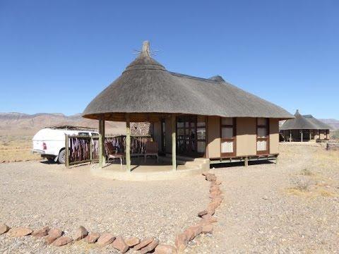 Hoodia Desert Lodge - Sossusvlei - Namibia