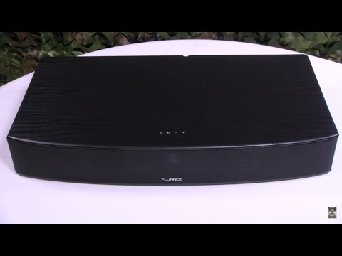 Fluance AB40 High Performance Soundbase - A $250 Masterpiece