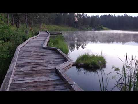 Video Of Bismarck Lake, SD