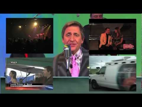 Louis Prima Jr. - promotional reel 2012