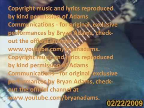 Ill Always Be Right There Chords Lyrics Bryan Adams