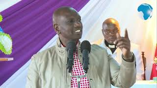 Ruto: Jubilee's development track records stands out